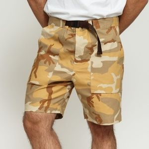 New Nike men's camo skate shorts